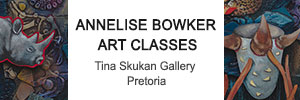 ANNELISE BOWKER ART CLASSES